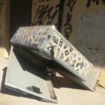 Magliano de' Marsi, vandali in azione nel centro del paese