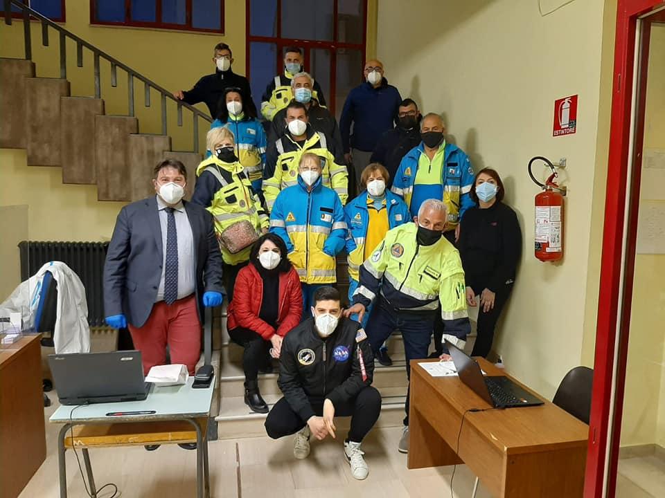 Test antigenici a San Benedetto Dei Marsi, individuati tre positivi su 429 tamponi