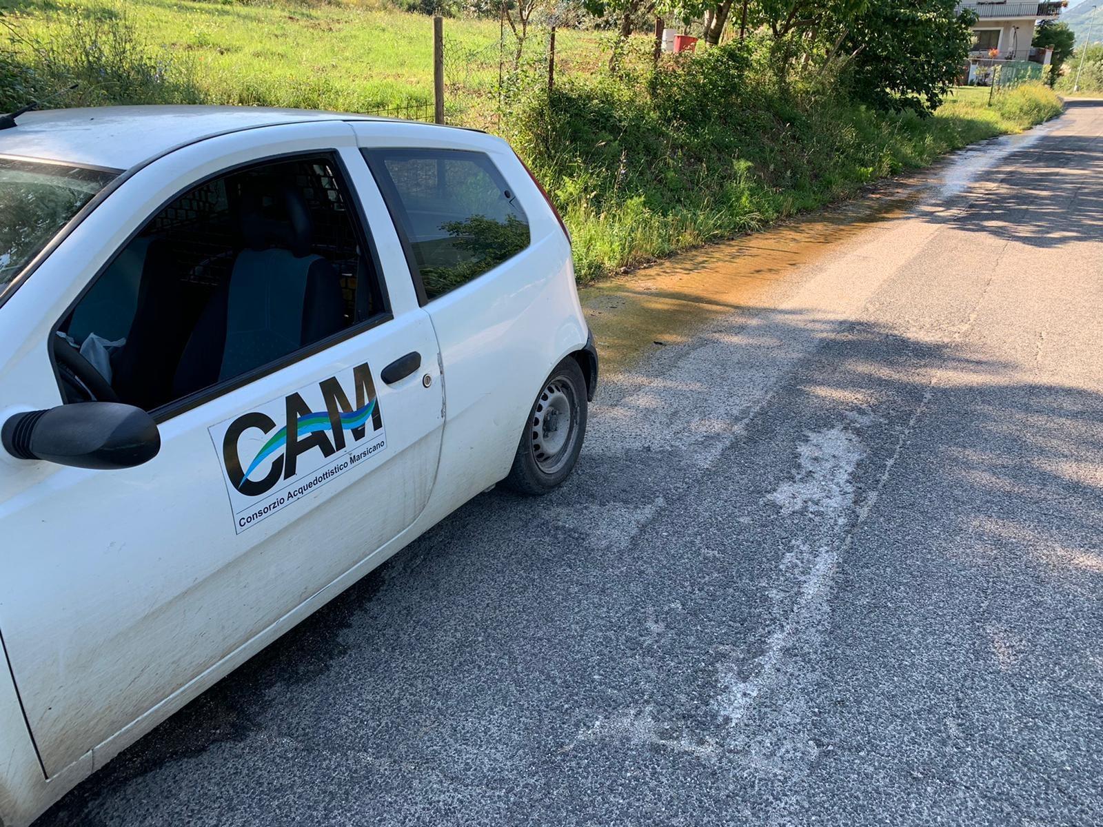 Rotture e manutenzioni sulle condotte, il Cam dà la possibilità alle ditte di entrare nell'albo dei fornitori