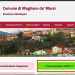 Otto casi di positività al Covid-19, due giornate di screening a Magliano de' Marsi