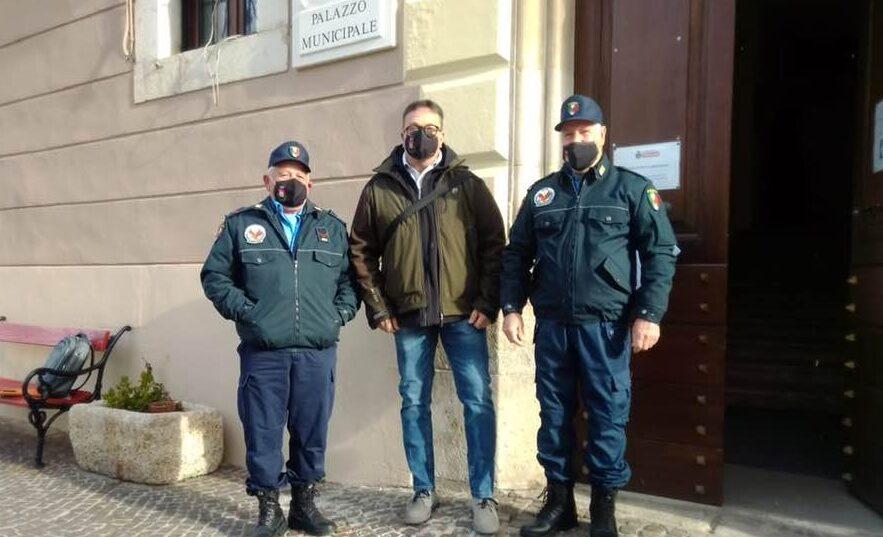 """Il Sindaco Tedeschi incontra l'Associazione """"Guardie Ambientali"""": """"Sempre in Servizio a favore della nostra comunità"""""""