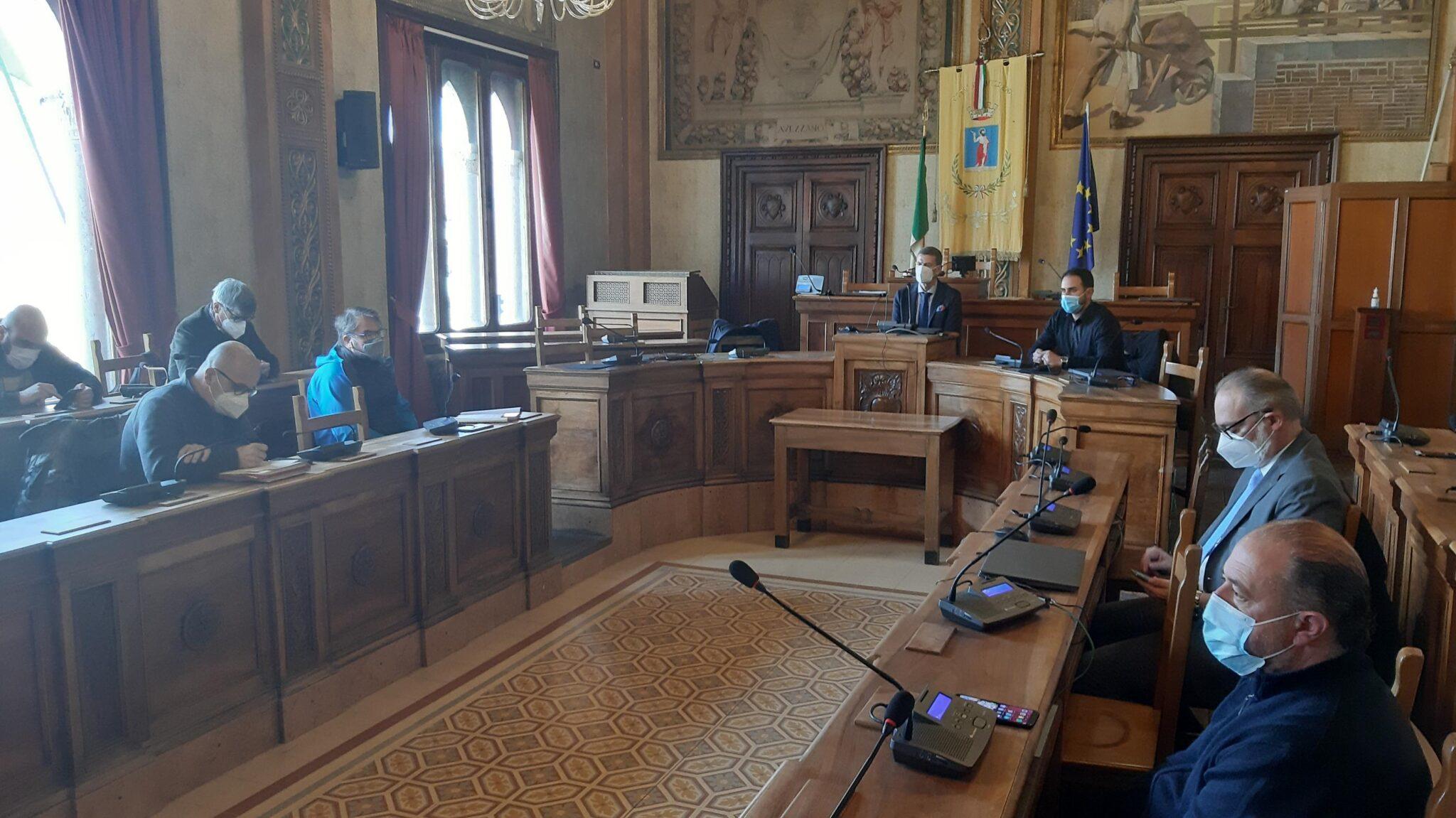 Ristori, sostegno alle imprese e crescita del territorio: varato il piano da 350.000 euro dalla squadra comunale a guida Di Pangrazio