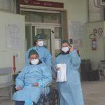 """Voci dalla pandemia. Anna e Giulio: """"Un inferno. Grazie a medici, infermieri, oss, vi portiamo nel cuore"""""""