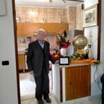 Luco dei Marsi festeggia i centro anni di Domenico D'Ignazio