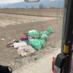 Discariche abusive a Fucino, lo sfogo di un agricoltore