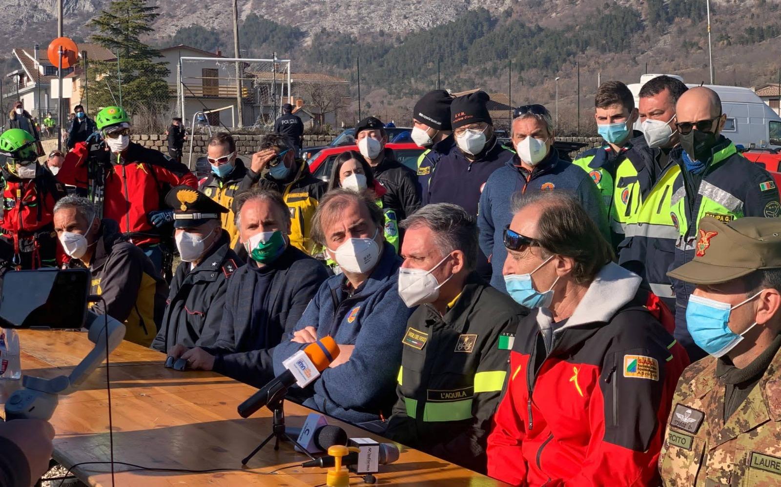 """Sicurezza in montagna: """"Obbligatorietà del dispositivo ARTVA in Abruzzo"""" la proposta dell'Assessore Liris"""