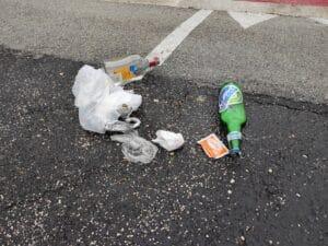 Vandali ubriachi in azione ad Avezzano centro
