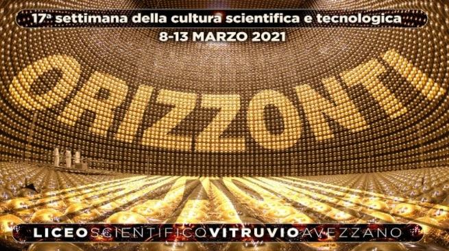 """""""Orizzonti"""", al via la settimana della cultura scientifica e tecnologica al Liceo """"V. Pollione"""" di Avezzano"""
