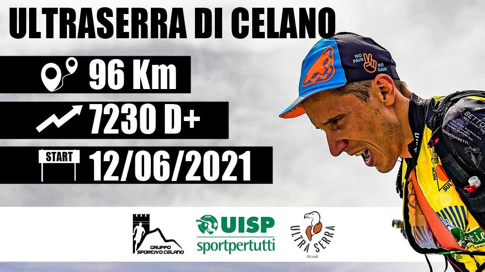 Al via le iscrizioni per la gara Ultra Serra di Celano – Ultra Sky Marathon d'Abruzzo 2021