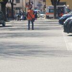 Incidente tra due auto ad Avezzano, una si ribalta