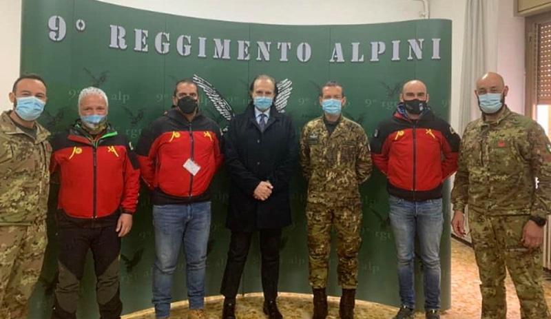 Soccorso in montagna. Siglato accordo tra Corpo Nazionale del Soccorso Alpino e Comando Truppe alpine dell'Esercito Italiano