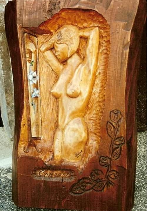 Candore: la scultura di Giancarlo Sociali che celebra la Festa della Donna