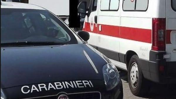 E' morta la donna investita da un camion a Grancia di Morino