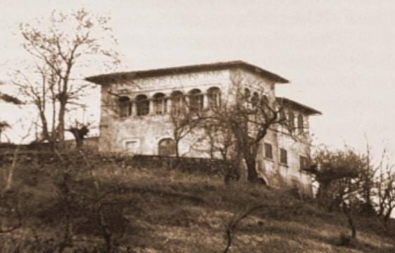 """Il Casino di campagna """"Cora Agros"""" anno 1930"""
