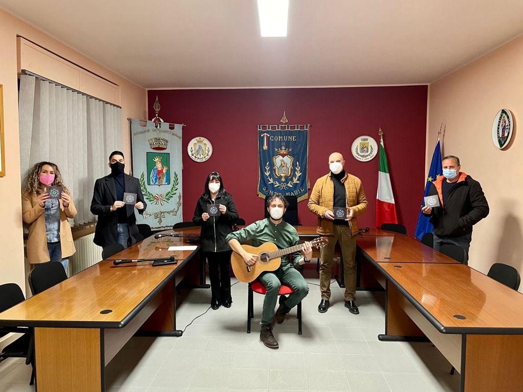 Presentato il cd del giovane Mirko Rossi dedicato a chi ha contratto il covid