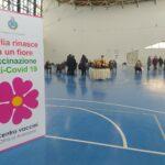 Inaugurata oggi la nuova sede vaccinale ad Avezzano. Obiettivo: 800 somministrazioni al giorno