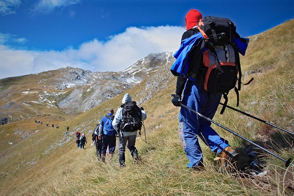 """""""SI PARTE!!!"""", Giovedì 1° Aprile la prima lezione del Corso per Guida Ambientale Escursionistica"""