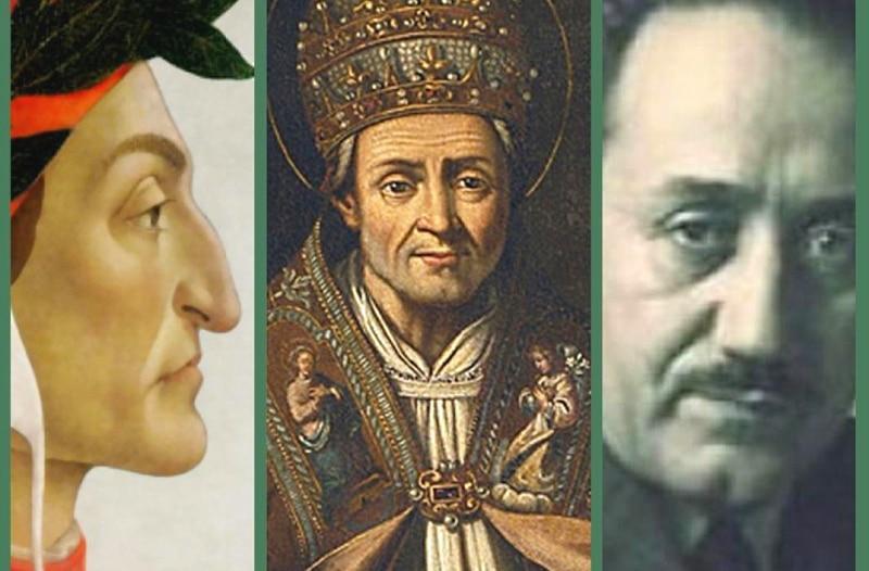 Dante e Silone così lontani eppure così simili e attuali, il sindaco di Pescina, Mirko Zauri, celebra Alighieri