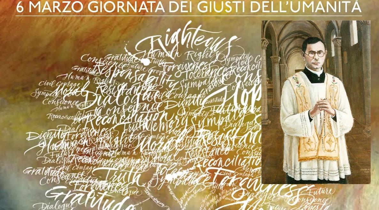 Giornata dei Giusti, il ricordo del gesto eroico del Venerabile Don Gaetano Tantalo