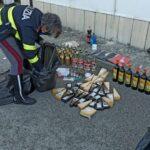Bloccati con otto sacchi pieni di merce rubata nei supermercati, denunciati dalla Polizia due cittadini rumeni