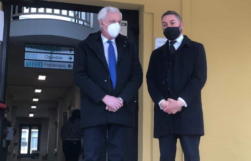 Marsica, Covid: oggi aperte nuove sedi di vaccinazione a Pescina e Tagliacozzo