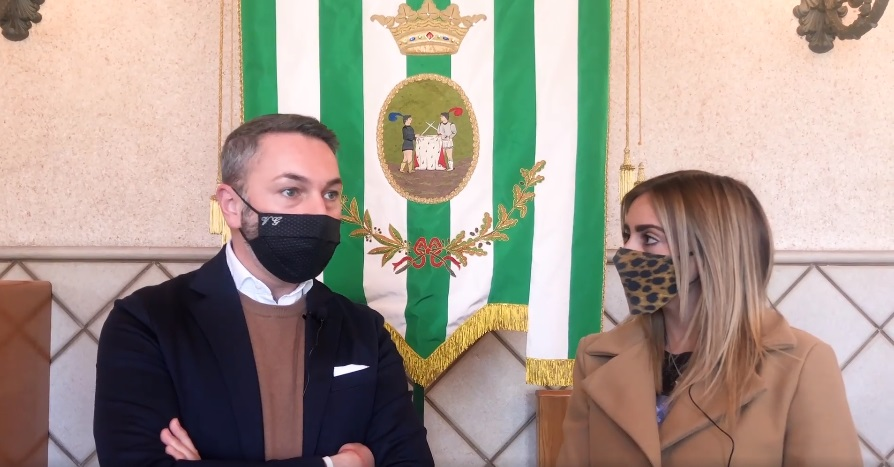 """Notti """"brave"""" a Tagliacozzo: intervista al sindaco Giovagnorio"""