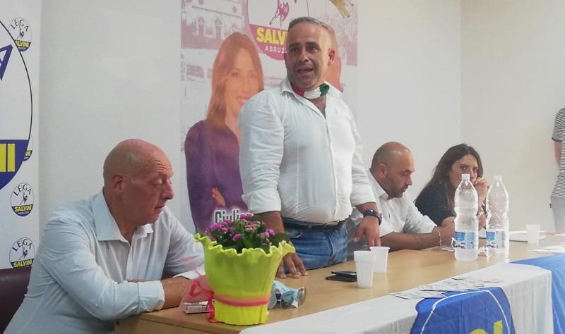 """Mascigrande e Di Pasquale: """"Congratulazioni a Bruni per la nomina nel coordinamento regionale della Lega Abruzzo"""""""