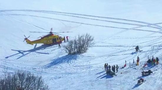 Dopo la tragedia del Velino, un video dell'Accademia Medica della Provincia dell'Aquila per sensibilizzare chi va in montagna