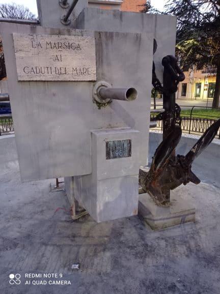 """Avezzano e le fontane ornamentali, Di Bastiano """"La non manutenzione è un problema da risolvere definitivamente"""""""