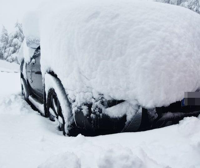 Ma quanta neve è caduta a Marsia?