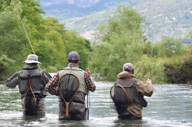 Pesca nei laghi e nei fiumi del PNALM, ecco le regole della stagione 2021