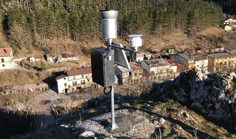 Quattro nuove stazioni termo-pluviometriche in Abruzzo, due a Opi e Pescasseroli
