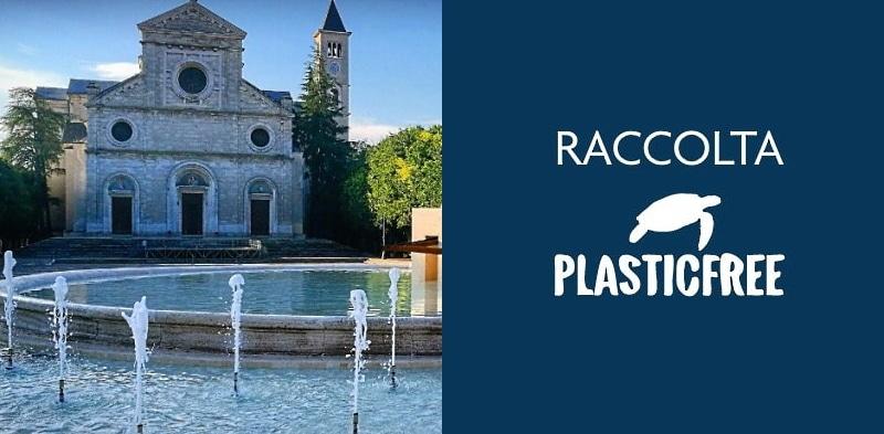 Iniziativa per l'ambiente: domenica 28 marzo ad Avezzano c'è Plastic Free