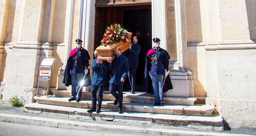 Funerali del Prefetto Nicola Simone, ricordo di un Eroe della Polizia di Stato