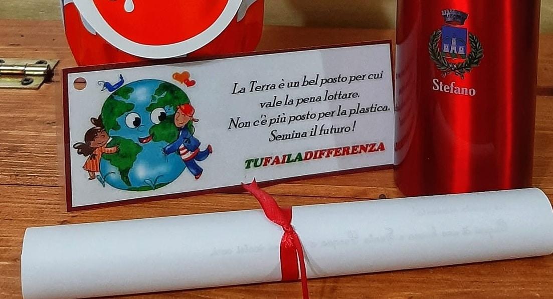 Villavallelonga, un dono ai bambini da parte dell'amministrazione comunale per la Santa Pasqua