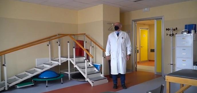 Inaugurata la nuova sede del reparto Medicina Riabilitativa al Delta 7 dell'Ospedale dell'Aquila
