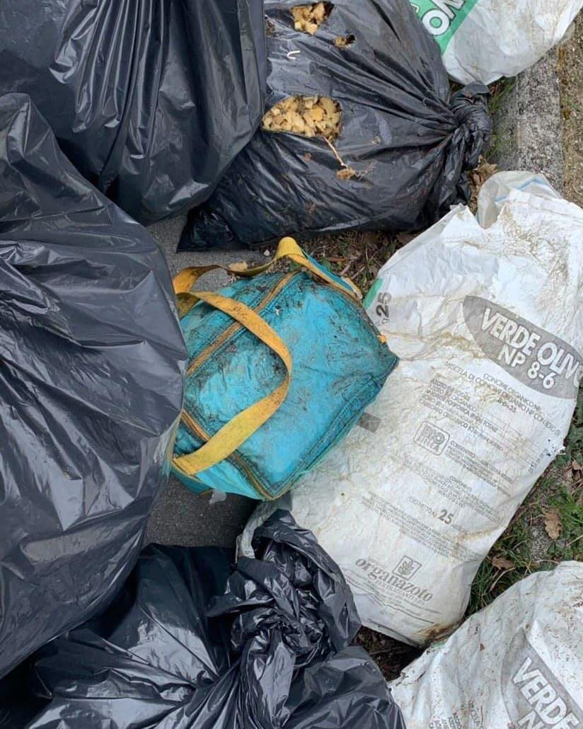 Quarta Giornata Ecologica a Roccavivi, raccolti 100 sacchi di rifiuti oltre agli ingombranti