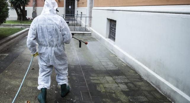 Carsoli, oggi e domani sanificazione e igienizzazione straordinaria del territorio comunale