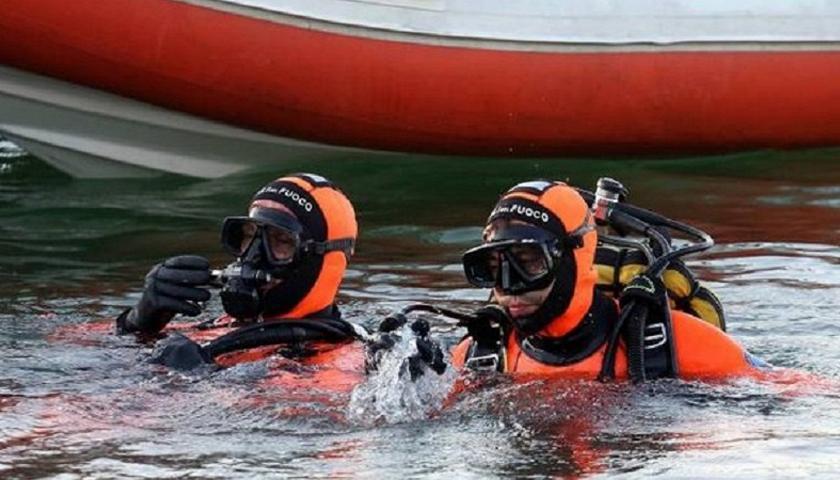 Continuano le ricerche di Manuel Di Nicola, impegnate squadre di fluviali e Sapr