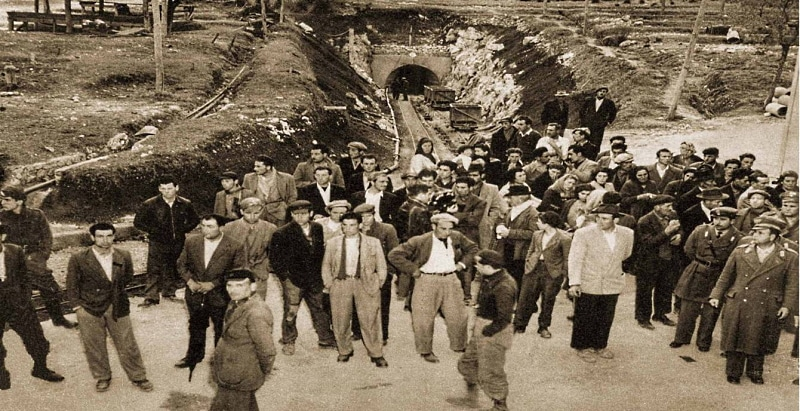 Tragedia di Cannavinelle, 69° anniversario. San Vincenzo Valle Roveto non dimentica