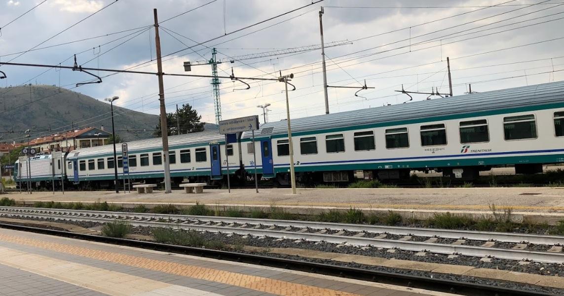"""Ferrovia Roma-Avezzano-Pescara, la Maggioranza al contrattacco """"Nelle altre aree si fa squadra, qui si rema contro"""""""