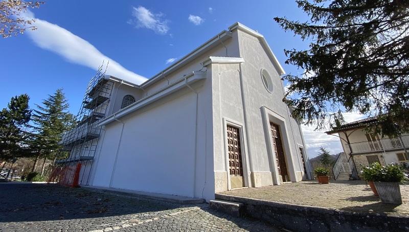 La crisi non uccide la generosità: i devoti salvano la Chiesa di Sant'Egidio Abate di Verrecchie