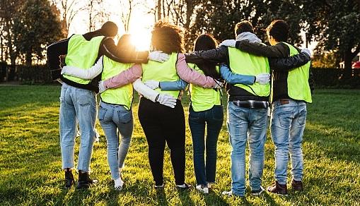 Associazioni e volontari del Terzo Settore, dal 13 marzo possibile inoltrare richiesta di contributi