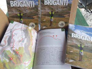 """E' uscita la nuova guida cartacea del """"Cammino dei Briganti"""""""