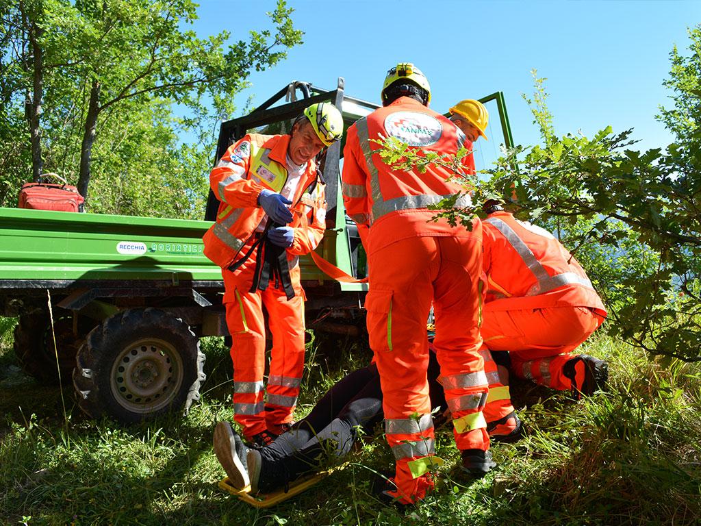 Croce Verde Civitella Roveto, al via il corso per nuovi volontari soccorritori