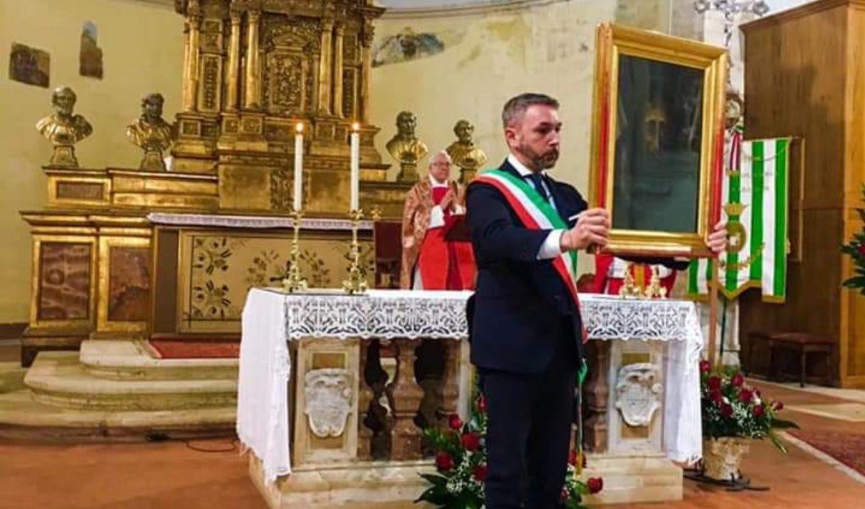 Tagliacozzo, festa del Volto Santo e della Municipalità 2021