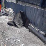 Abbandono rifiuti a Castellafiume, la Segen minaccia di sospendere il servizio