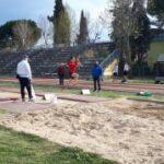 Atletica, l'Usa Sporting Club Avezzano tra le protagoniste della Manifestazione Regionale Outdoor salti e lanci