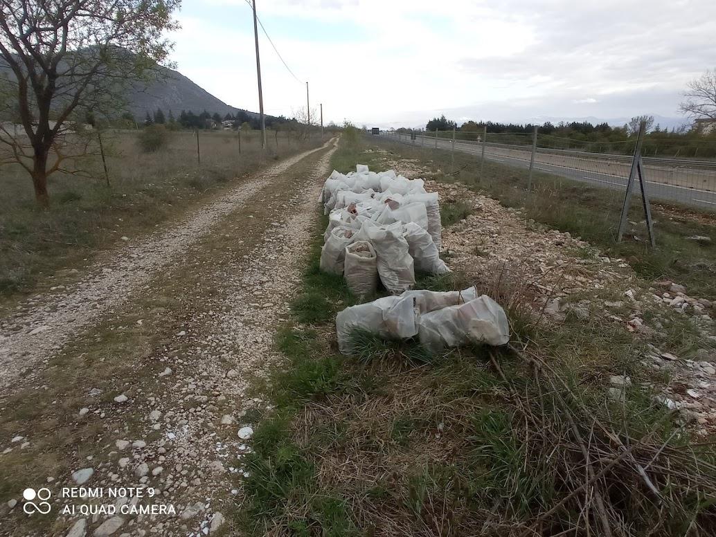 """Centro giuridico del cittadino di Avezzano: """"Aumentano le segnalazioni di abbandono di rifiuti"""""""