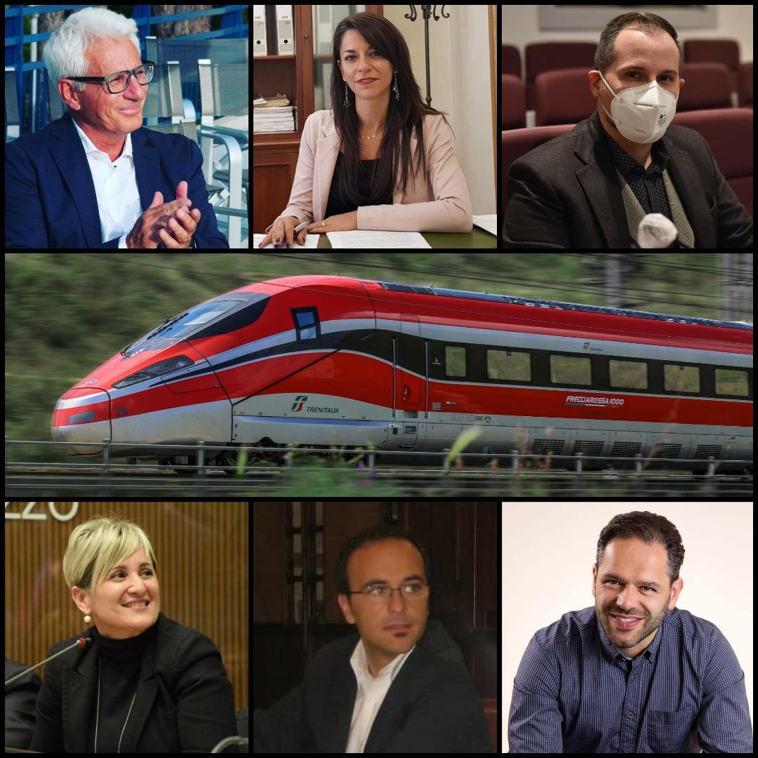 Nuova linea ferroviaria Roma-Pescara, stasera alle 20:00 incontro online aperto a tutti